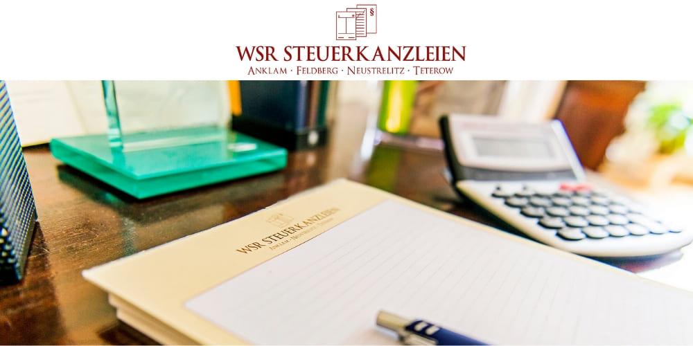WSR Westermeier & Stolz Steuerberatungsgesellschaft mbH