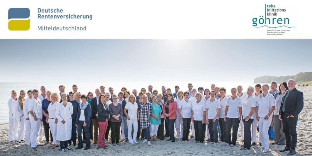 Deutsche Rentenversicherung Mitteldeutschland - Rehabilitationsklinik Göhren